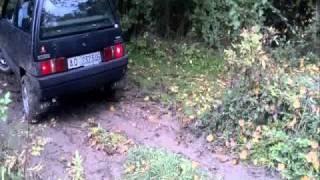getlinkyoutube.com-Panda 4x4 e Y10 4WD off-road
