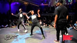 getlinkyoutube.com-Final Hiphop  - JUSTE DEBOUT HOLLAND 2016