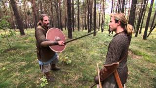 getlinkyoutube.com-Sword Fighting As It Was For the Vikings