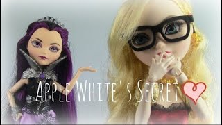 getlinkyoutube.com-EVER AFTER HIGH: Apple White's Secret