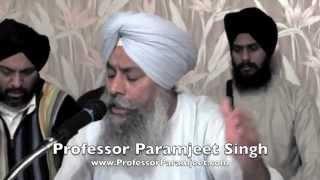 Aaj More Aaye Hai - Professor Paramjeet Singh