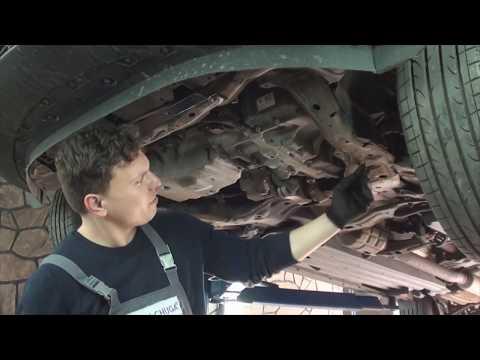 0169 skid plate KOLCHUGA for Mazda CX-7, Mazda CX-9 Lincoln MKX
