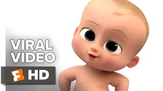 The Boss Baby VIRAL VIDEO - Boss Baby Talks Diapers (2017) - Alec Baldwin Movie