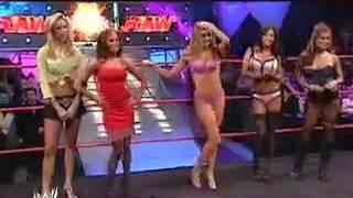 getlinkyoutube.com-RAW: Lingerie Fashion Show - November 29, 2004