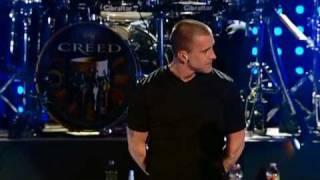 Creed - My Sacrifice (live 2009)