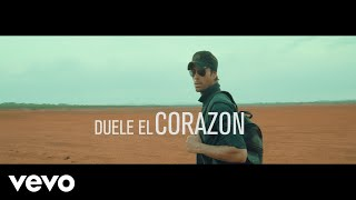 getlinkyoutube.com-Enrique Iglesias - DUELE EL CORAZON ft. Wisin