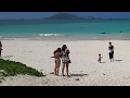 Kailua Beach Park, Beautiful Beach on the Island of Oahu, Hawaii: Great for Families and Kids