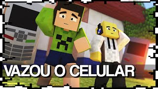 VAZOU O CELULAR!  - Build Battle