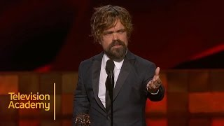 Emmys 2015 | Peter Dinklage Wins Outstanding Supporting Actor In A Drama Series