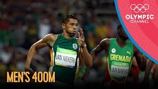 getlinkyoutube.com-Rio Replay: Men's 400m Sprint Final