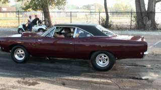 426 HEMI Burnouts Jax Wax Car Exhibition Oct 10 2010 the dog house Godfather Racing HD #1