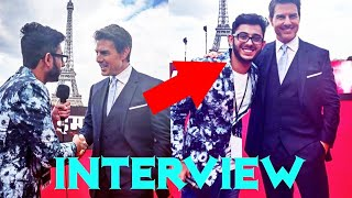 CarryMinati *INTERVIEW* Tom Cruise, Mi6 In Paris | BB Ki Vines, Ashish Chanchlani | Flying Beast | width=