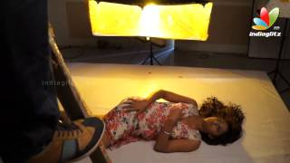 getlinkyoutube.com-'Heroine' Malayalam Movie Hot and Sexy Photo Shoot | Natasha, Biju Kuttan | Mallu Actress