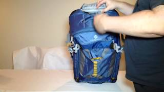 getlinkyoutube.com-Eagle Creek Load Warrior™ Wheeled Duffel 28 Review