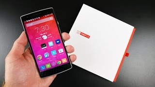 getlinkyoutube.com-OnePlus One: Unboxing & Review