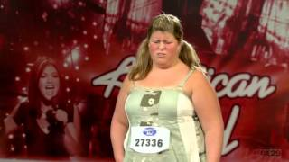 getlinkyoutube.com-American Idol S06E01 Minneapolis Auditions Belle Ann formerly of swiftcast