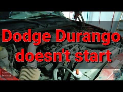 Dodge Durango crank/no start