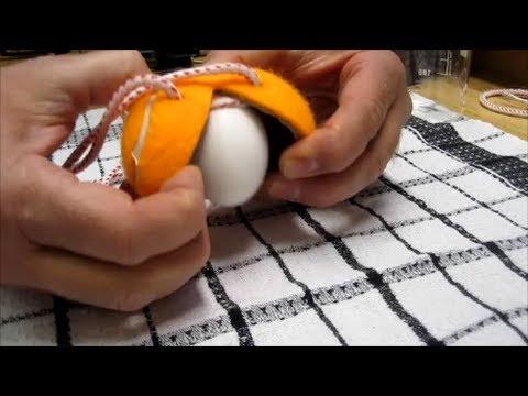 Fuwatoro - scrambled eggs direkt i ägget -Redaktionen