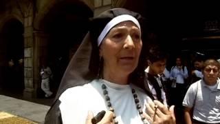 """getlinkyoutube.com-Julia Klug: """"Soy católica pero no pendeja"""""""