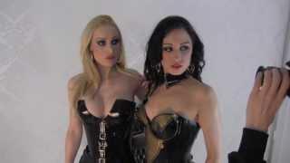 getlinkyoutube.com-Domina Dakota & Lady Samira