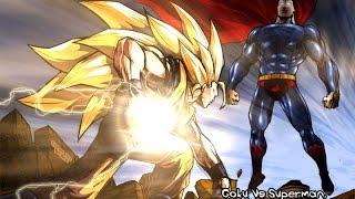 getlinkyoutube.com-Response to JrzSaiyan Goku Vs Superman
