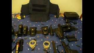 getlinkyoutube.com-Law Enforcement Duty Belt