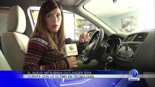 Novedades de la Mitsubishi Outlander 2017