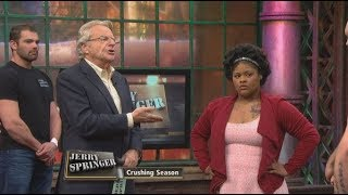 My Stepmom Is Trying To Steal My Man! (The Jerry Springer Show) width=