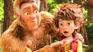 El hijo de Bigfoot - Trailer español (HD)