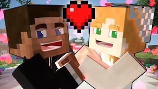 getlinkyoutube.com-If Steve and Alex Got Married - Minecraft