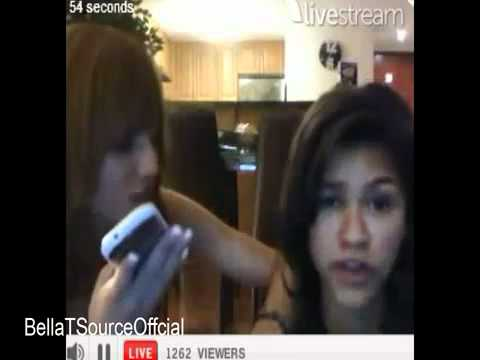 Bella Thorne  amp  Zendaya Live Chat April 3rd 2011