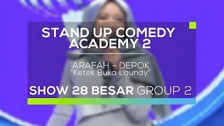 getlinkyoutube.com-Arafah - Ketek Buka Laundry (SUCA 2 - 28 Besar Group 2)