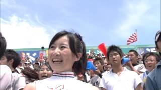 getlinkyoutube.com-20080814 高校野球 第2試合 慶応チア3