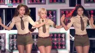 getlinkyoutube.com-[HD] 140809 AOA - Short Hair & Miniskirt @ Busan Sea Festival