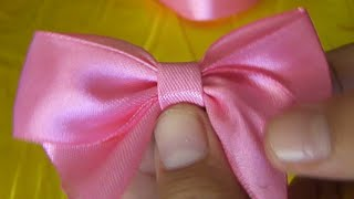getlinkyoutube.com-DIY-kreasi dari pita satin-creations of satin ribbon