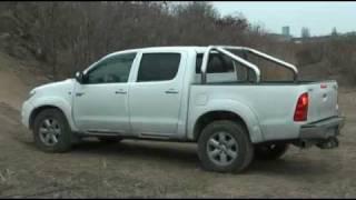 getlinkyoutube.com-Toyota Hilux offroad
