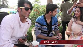 getlinkyoutube.com-Qubool Hai | Behind the scenes With Surbhi Jyoti, Karanvir Bohra, Shezaad Shaikh | Part 4