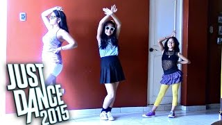 getlinkyoutube.com-Just Dance 2015 - Macarena (Bayside Boys Mix) dance cover by FAC