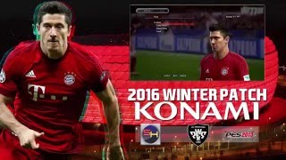 How to install PES 2013 Winter Patch 2016 PS3