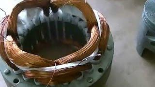 getlinkyoutube.com-bobinado de ventilador  como darle el sentido de marcha