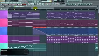 Fly Project Musica beats instrumental cover fl studio project width=