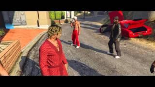 getlinkyoutube.com-GTA 5 ONLINE - Trap Life In Da Hood Ep3 - New Girl