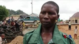 博科圣地洗劫的尼日利亚东北部缓慢重建