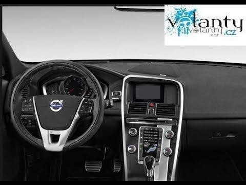 Jak sundat volant airbag Volvo XC60   2015  - Dr.Volant
