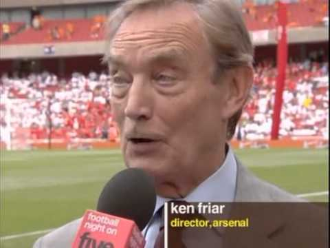 Dennis Bergkamp's Testimonial : Arsenal Vs Ajax 22-07-06 Half Time