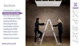 X-POLE XPERT Installation Video (2014)