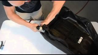 PowerMadd - Ski Doo Rev ESR Seat Riser Installation