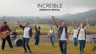 getlinkyoutube.com-Increíble feat Evan Craft Videoclip Oficial Miel San Marcos