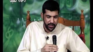 getlinkyoutube.com-دعاء كميل مع نعي حسيني للحاج ميثم التمار