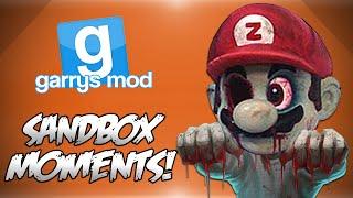 getlinkyoutube.com-Garrys Mod Sandbox! - ZOMBIE APOCALYPSE! (Funny Moments)